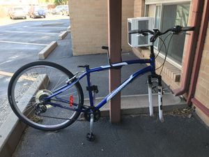 Bike- everything but the front wheel for Sale in Denver, CO