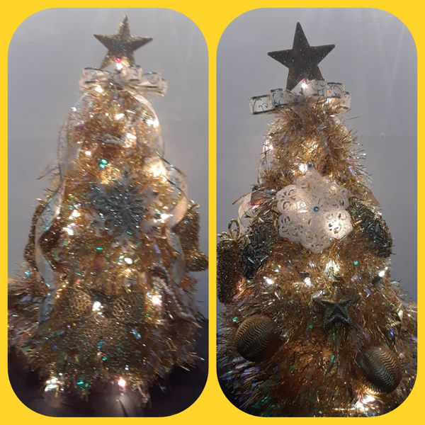 Mini Lighted Christmas Trees For Sale In Desoto Tx Offerup