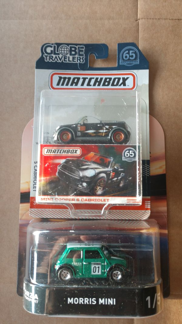 Hot Wheels And Matchbox Mini Cooper Set For Sale In Long Beach Ca