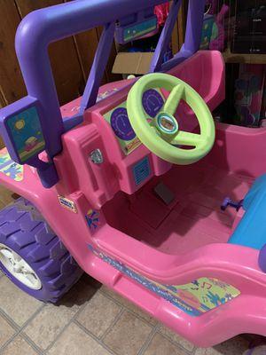 Jeep Barbie car for Sale in Franconia, VA