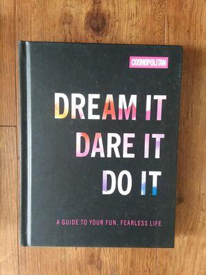 Dream it Dare it Do it Cosmo book for Sale in Los Angeles, CA
