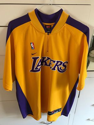 cd606456144 New and Used Lakers jersey for Sale in Roseville
