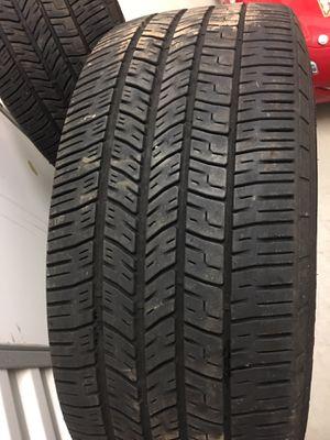 4 tire 245/55/R18 for Sale in Falls Church, VA