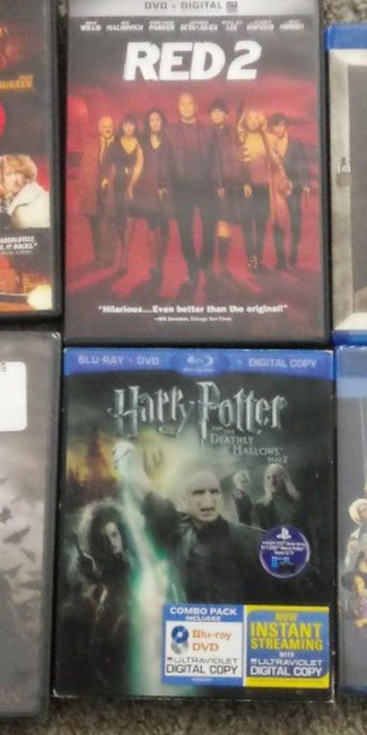 6 Movies For 5 Bucks