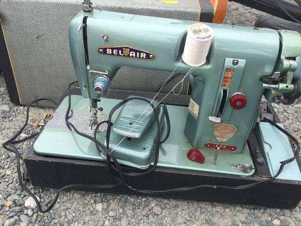 Bel Air 40 Sewing Machine For Sale In Richmond VA OfferUp Stunning Belair Sewing Machine