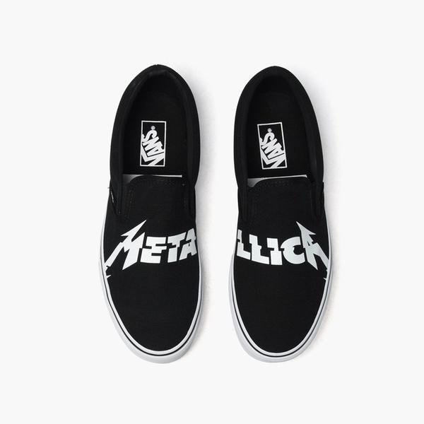 e3181ab10f VANS SLIP ON METALLICA for Sale in New York
