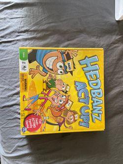Hedbanz act up board game Thumbnail