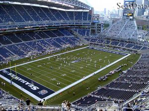 Seahawks ALL GAMES (2) Seats Section 317 Row I for Sale in Tacoma, WA