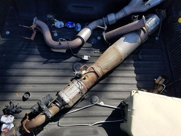 Scrap core buyer dpf catalytic converter for Sale in West Palm Beach, FL -  OfferUp