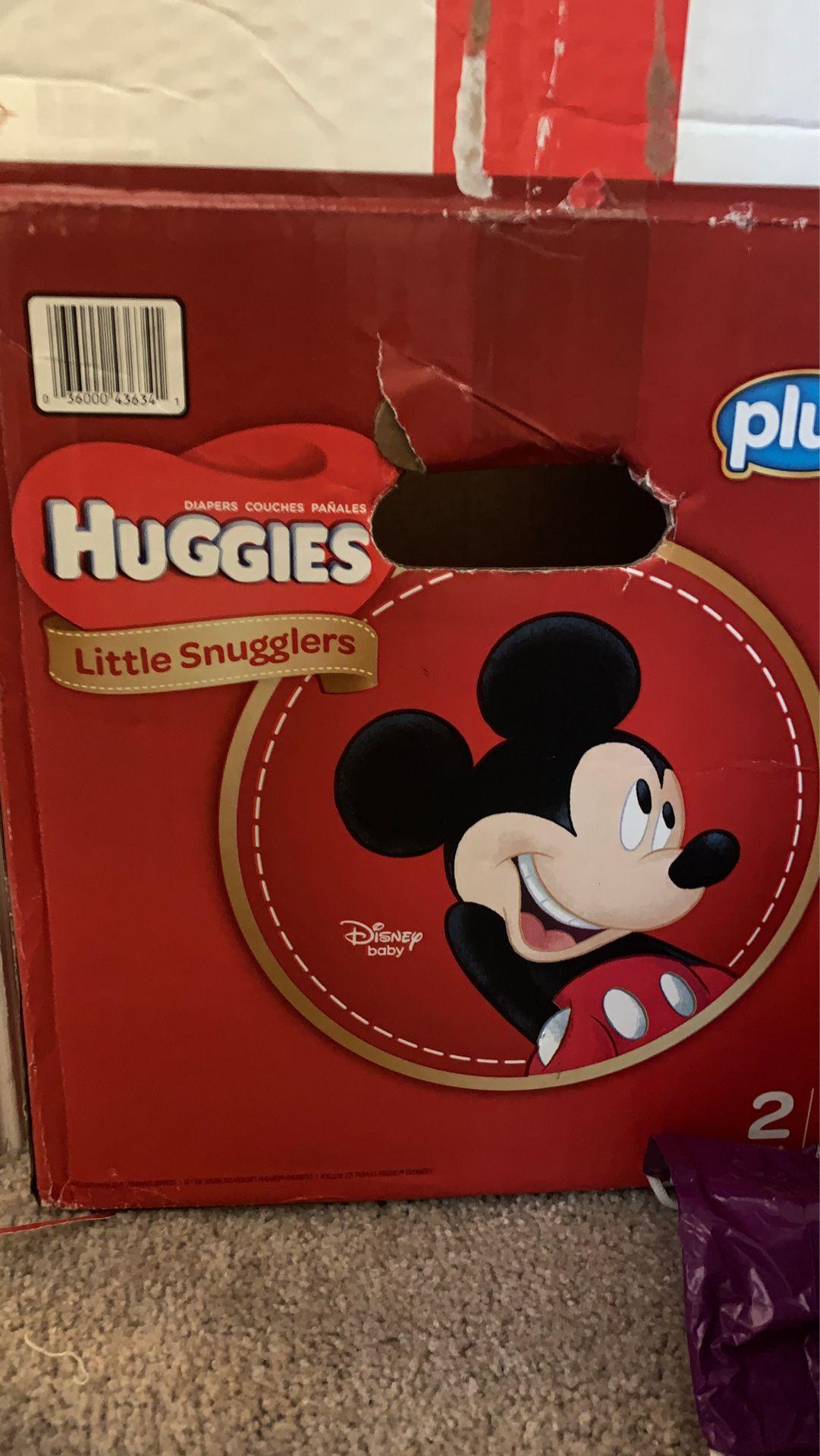 HUGGIES, Pampers & Target Diapers
