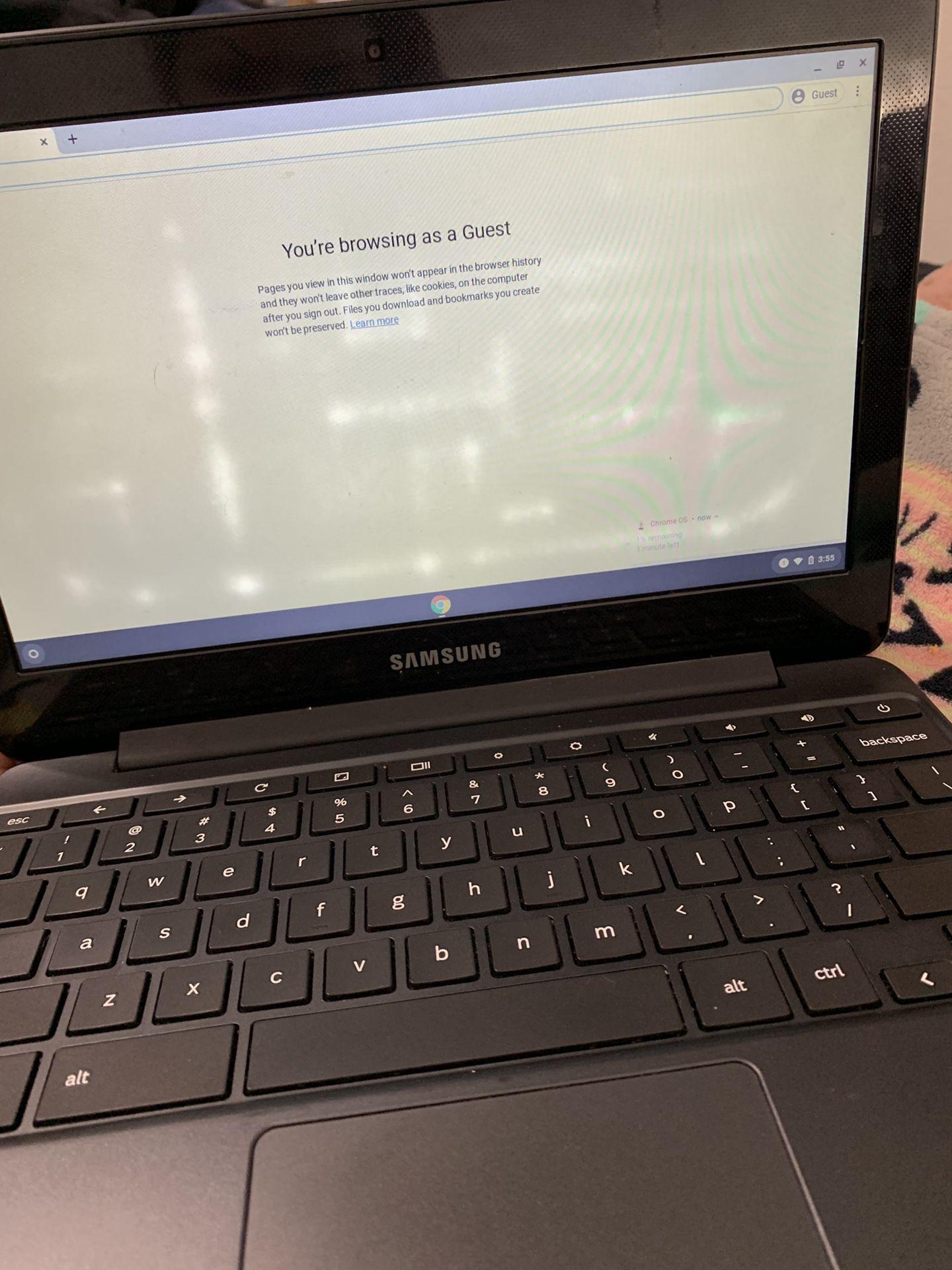 Chromebook Laptop