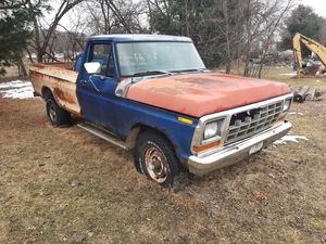Photo 1979 ford f150 with extras