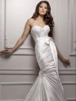 Wedding Dress Size 10 For In Chandler Az