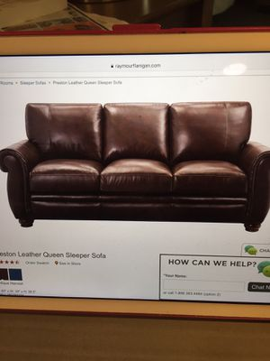 New and Used Leather sofas for Sale in Syracuse, NY - OfferUp