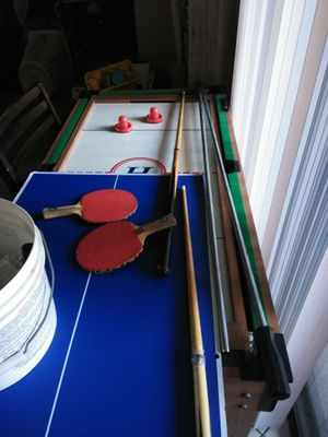 Multi-Game Table for Sale in Long Beach, CA
