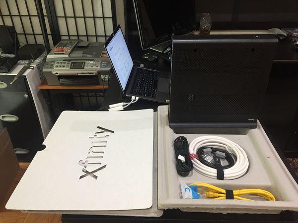 Xfinity Cisco DPC3941T XB3 Wireless Residential Gateway for Sale in  Rockville, MD - OfferUp