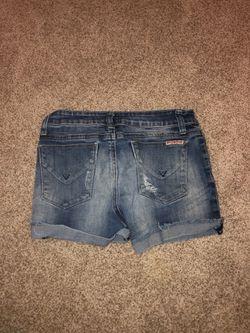 Hudson Girls Denim shorts size 12 Thumbnail