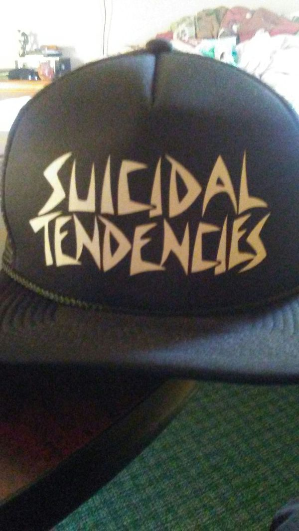 4ca062c151a Suicidal tendencies flip hat for Sale in Garden Grove