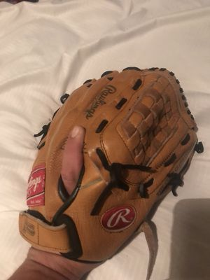 New and Used Rawlings glove for Sale in Fountain Valley, CA