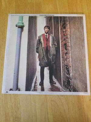 """12"""" vinyl Quadrophenia soundtrack for Sale in Winter Springs, FL"""