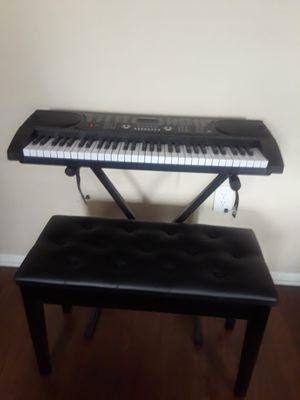 hamzer 61 key electronic music keyboard for Sale in Orlando, FL