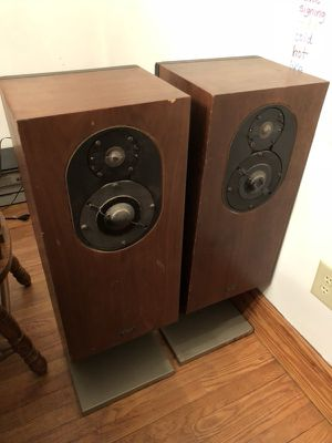 Vintage Allison Nine Speakers 3 Way Good Shape For In Richmond