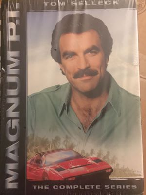 DVD series - Magnum P.I. ordinal for Sale in Germantown, MD
