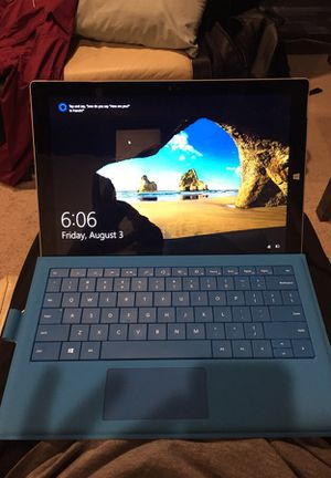 Microsoft Surface Pro 3 Tablet/Laptop for Sale in West Springfield, VA