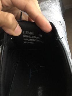 Nunn Bush slip resistant shoes Thumbnail