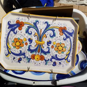 Decorative serving plate for Sale in San Diego, CA