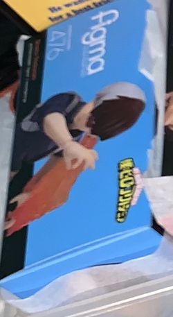 Figma Shoto Todoroki My Hero Academia  Thumbnail