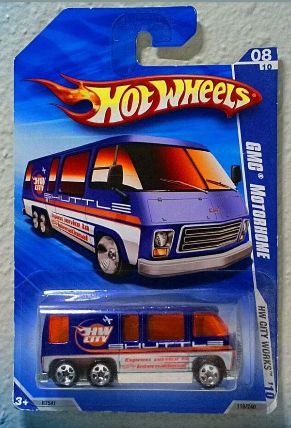 Hot Wheels 2010 Gmc Motorhome For Sale In Dallas Tx Offerup