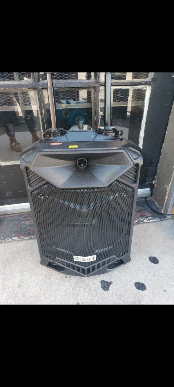 Bluetooth Karaoke Speaker Bosina 4 800 Watts 100 For Sale