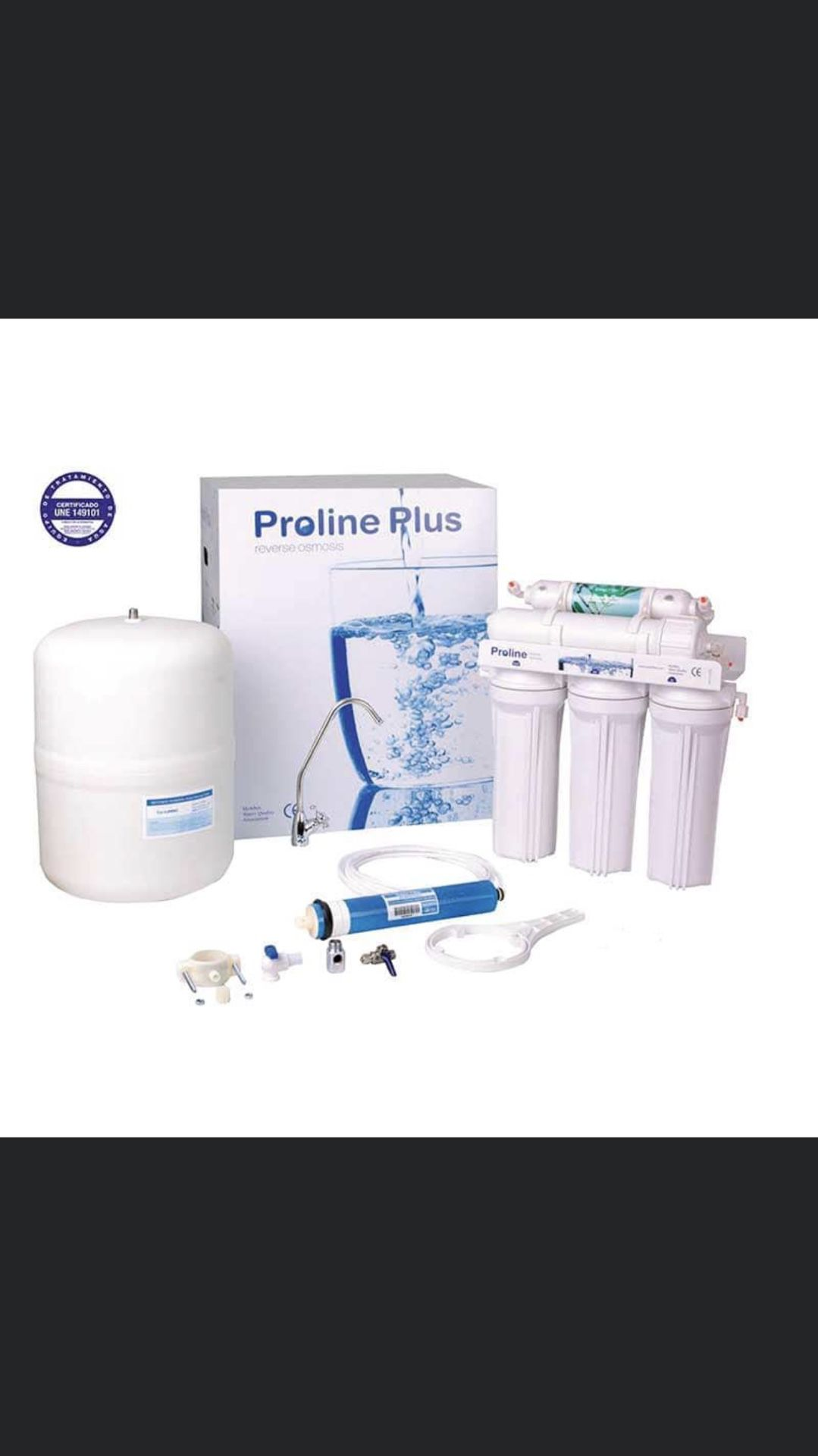 PWB PERFECT WATER BLUE (water Softener )