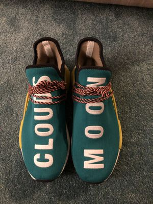 90ae89351 Adidas Human Race Pharrell Williams NMD SZ 12 sun glow for Sale in Alameda