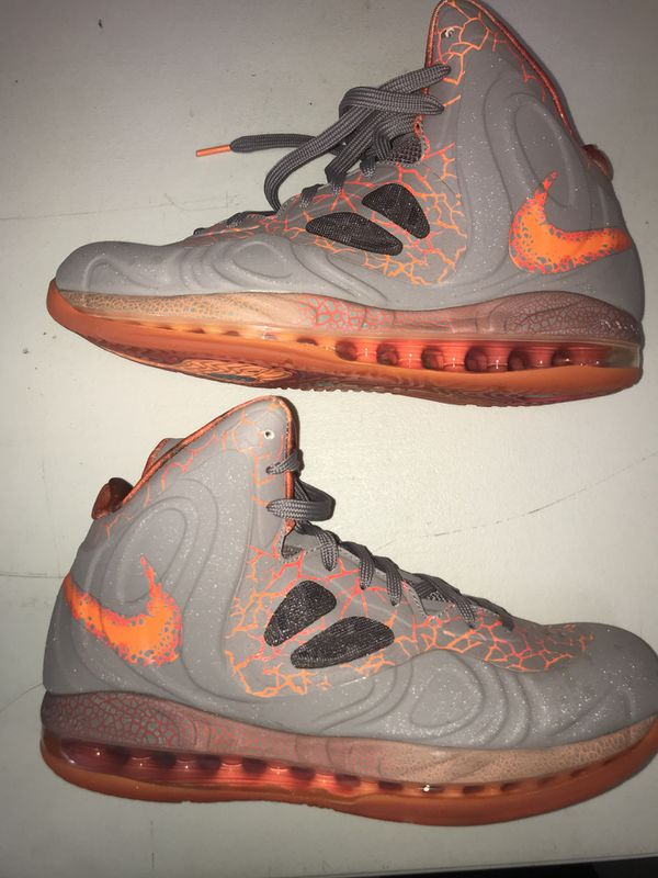 uk availability b466e 7aa7a Nike Airmax Hyperposite Area 72 Galazy All Star Game Co.Jp Mens Size 9.5