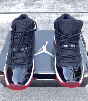 Air Jordan 11 Breds Size 6.5y 2012 Release for Sale in Hayward, CA
