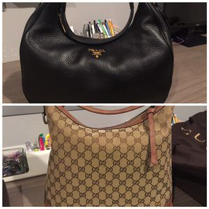 6ace4979014 New and Used Prada bag for Sale in Avondale