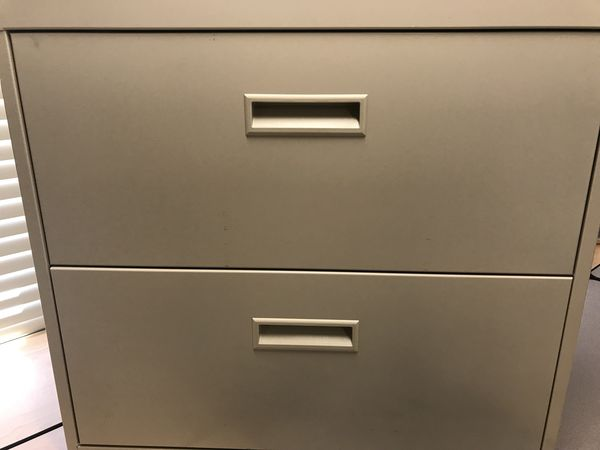 2 drawer lateral file cabinet no key almost brand new asking $80 2 drawer lateral file cabinet