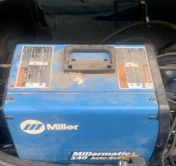 Millermatic 140 Autoset For Sale In Augusta, GA