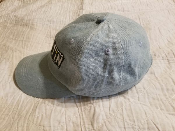 76f57f6c5f7 Light Blue Denim Martin Dad Hat (Jewelry   Accessories) in West Haven
