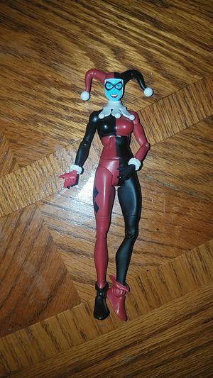 Harley Quinn 6in action figure for Sale in Philadelphia, PA