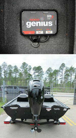 Photo 2016 Tracker Marine Bass Tracker TX-190