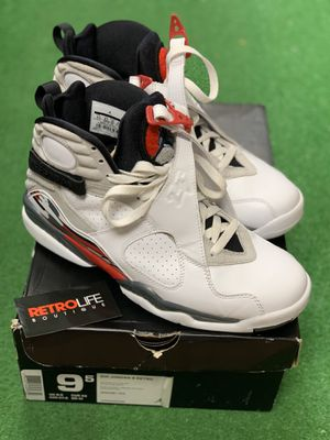 Photo Air Jordan Retro 8 Bugs Bunny Size 9.5 Vnds