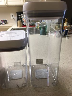 Brand new Dry food storage containers for Sale in Washington, DC