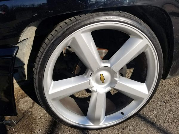 26 Ltz Wheels For