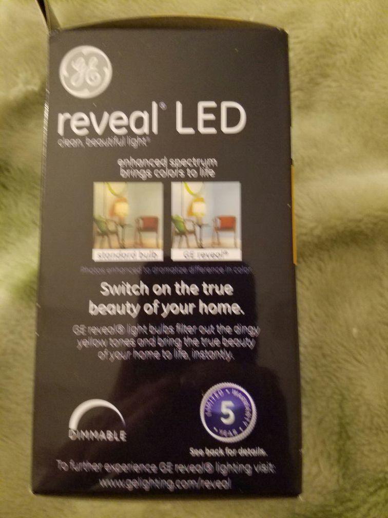 reveal LED Dimmable Light Bulb