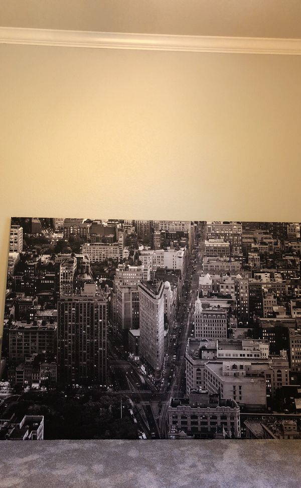 Colorful New York City Wall Art Images - Wall Art Collections ...