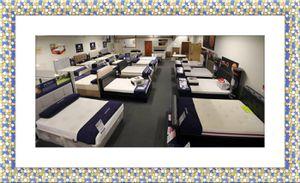 Queen mattress with Queen box spring for Sale in Ashburn, VA