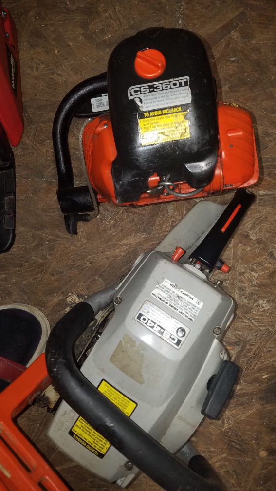 New and Used Chainsaw for Sale in Dallas, TX - OfferUp